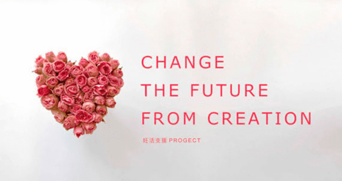 Change the future from creation