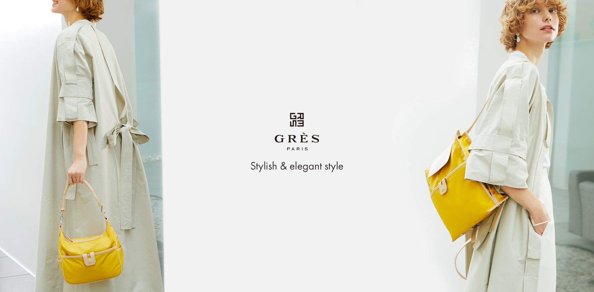 GRES -グレ-