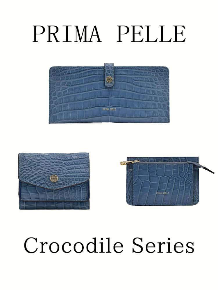 PRIMA PELLE Crocodile Series